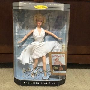 Barbie as Marilyn Monroe- The Seven Year Itch